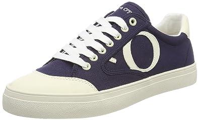Marc OPolo Sneaker 80224373501801, Zapatillas para Hombre, Azul ...
