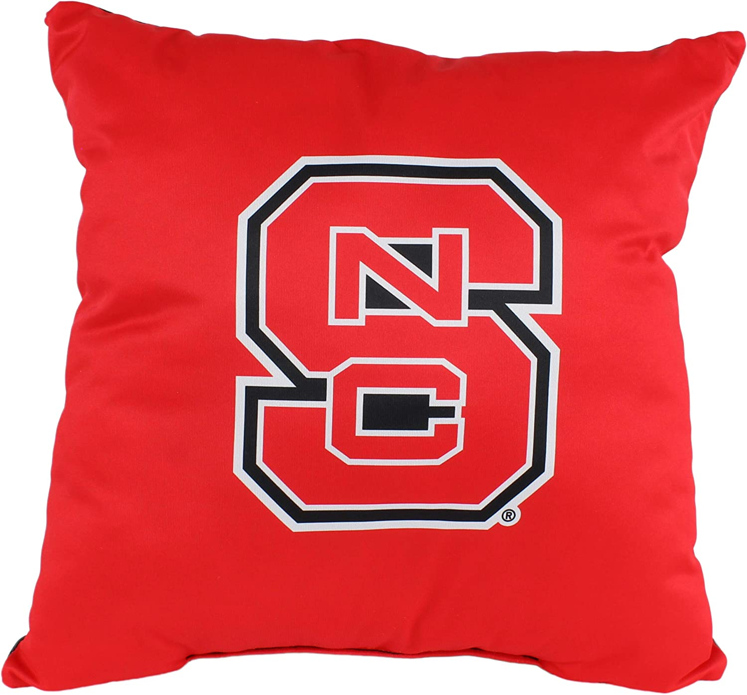 College Covers Nc 16 X 16 Decorative Pillow North Carolina State Wolfpack Home Kitchen