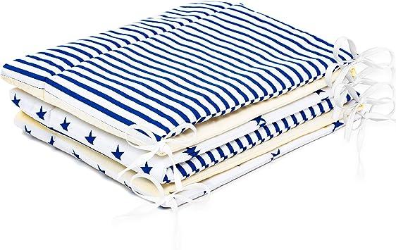 de nombreux designs Tour de lit standard 180 x 30 cm 100/% coton pour 60 x 120 cm