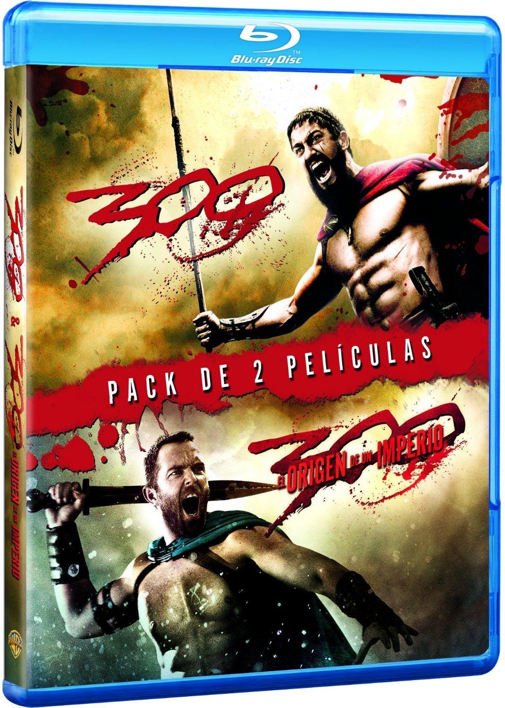 Pack: 300 + 300: El Origen De Un Imperio Blu-Ray [Blu-ray]