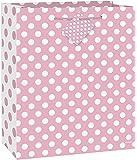 Light Pink Polka Dot Gift Bag