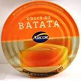 Arcor Dulce de Batata 700g (Pack of 4)