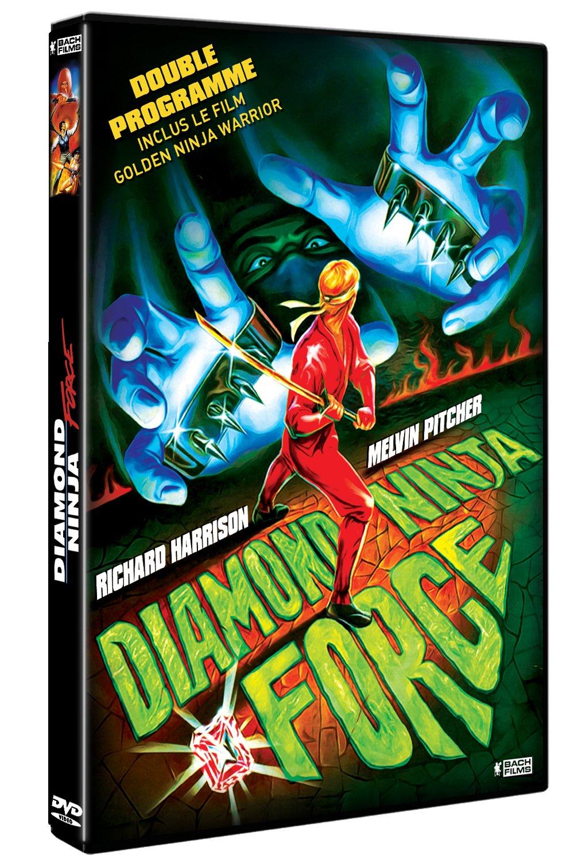 Diamond Ninja Force [Francia] [DVD]: Amazon.es: Richard ...