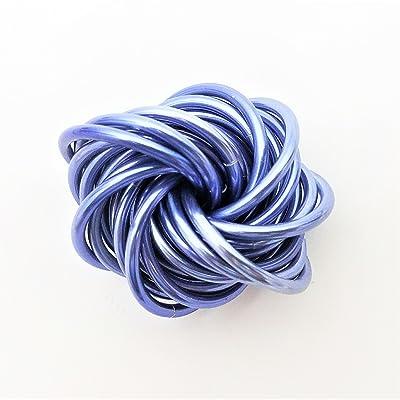 Möbii Lavender, Medium Mobius Fidget Ball Toy, Stress Ball for Restless Hands