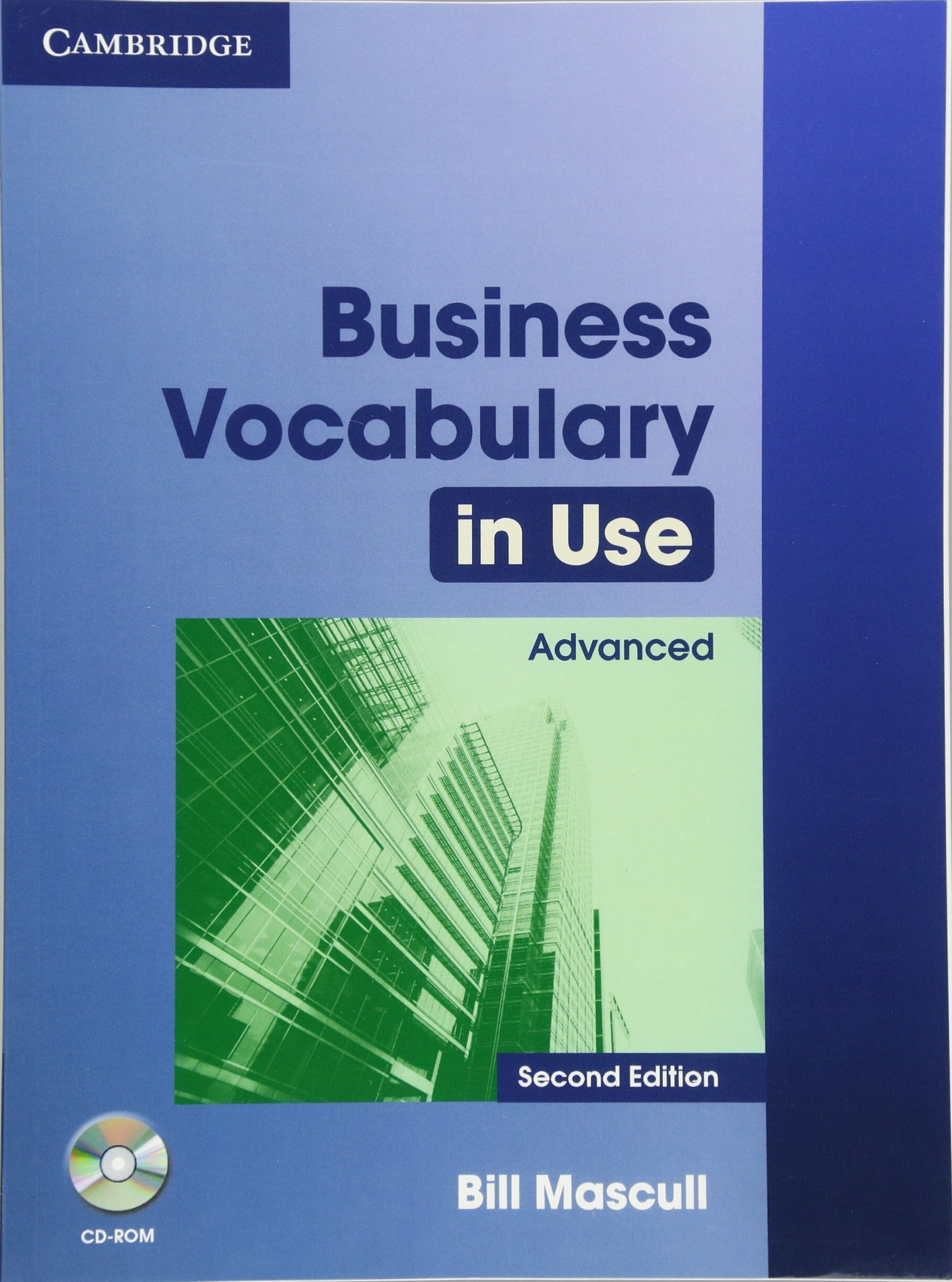 business vocabulary in use advanced with answers and cd rom