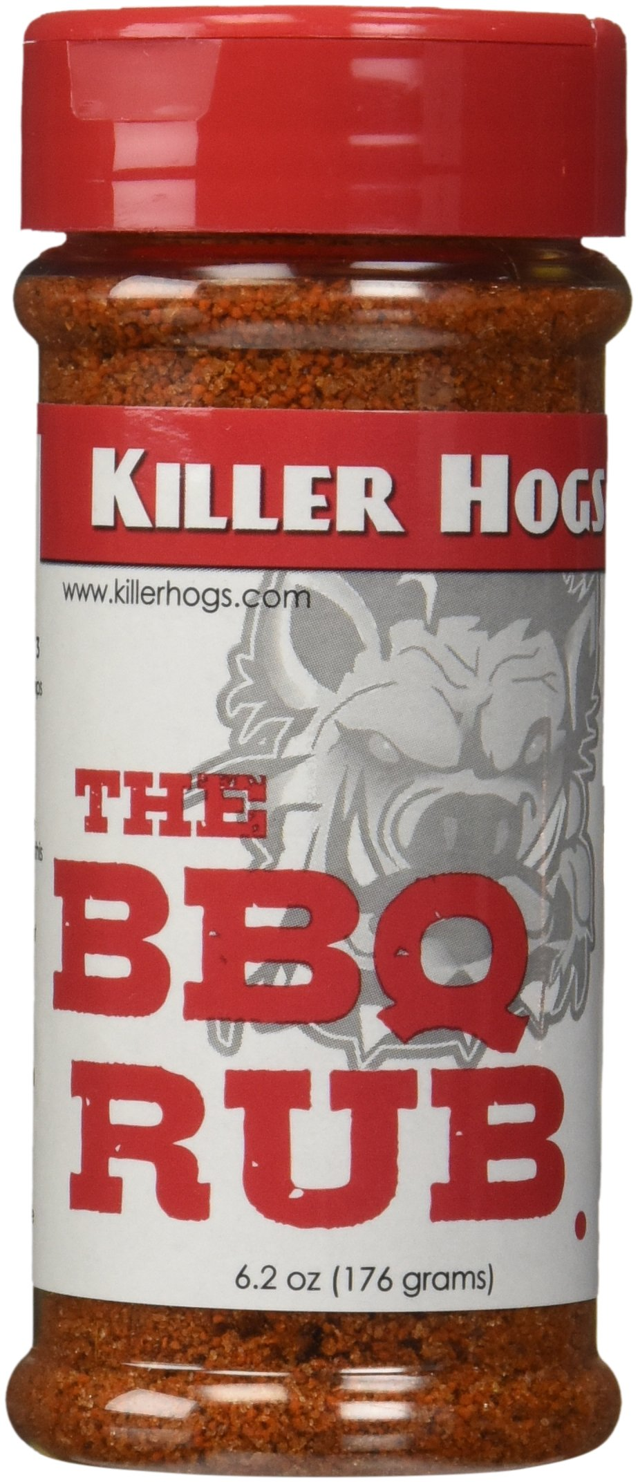 Killer Hogs The BBQ Rub 6.2 ounce