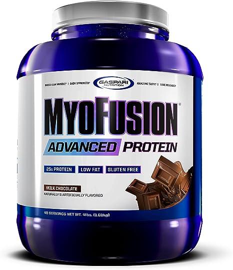 Gaspari Nutrition Myofusion Advanced (4lbs) Milk Chocolate - 1814 gr