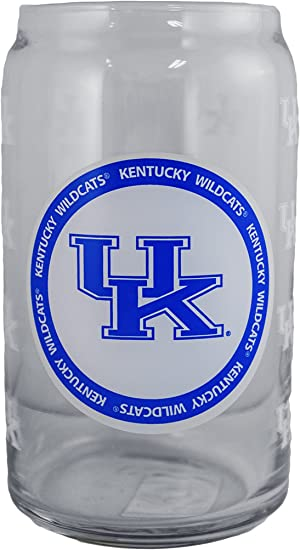 Boelter NCAA 16oz Ring of Honor Glass Can