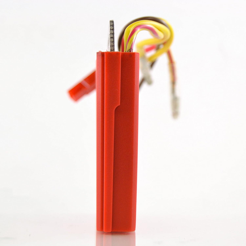 Voltage Regulator Rectifier For Polaris Ranger 425 2004 500 Sportsman 6x6 Wiring Diagram 4x4 Oem Repl 2204317 4010929 Automotive