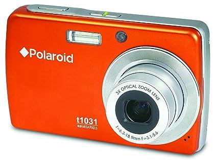 amazon com polaroid t1031 10 0 mp digital still camera with 3 0 rh amazon com Polaroid 1035 Digital Charger Polaroid T1031 Charger