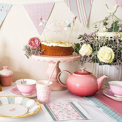 Amazon Com Zentraedi Hunters Rose High Tea Party Decoration
