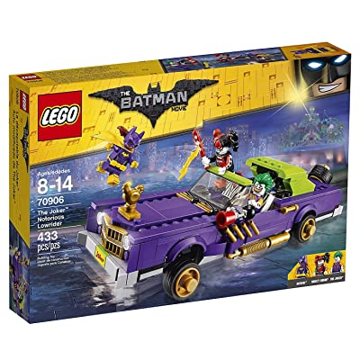 70906 LEGO Batman Movie The Joker Notorious Lowrider: Toys & Games