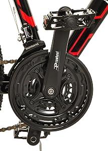 "Need chain stop - Vilano 26"" Mountain Bike Ridge 2.0 MTB 21 Speed with Disc Brakes"