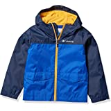 Columbia Boys' Rain-Zilla Reflective Jacket