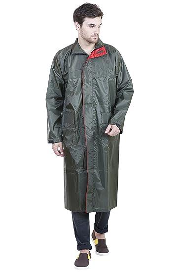 100% high quality high quality online shop Versalis Men's Polyester Raincoat - Rain Champ