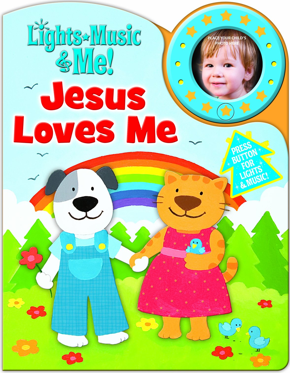 Lights, Music, and Me: Jesus Loves Me ebook