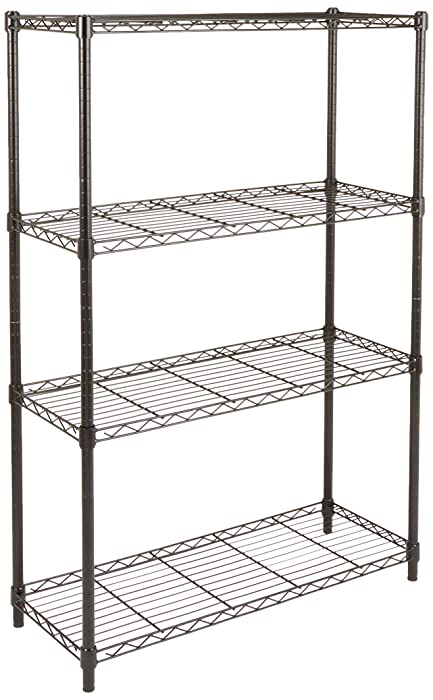 Top 10 Amazonbasics Chrome Shelf