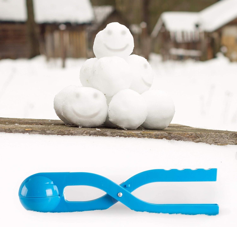 Winter Snowballs Maker Activity Snowball Fight Ball Clip Keep Hand WarL0Z0