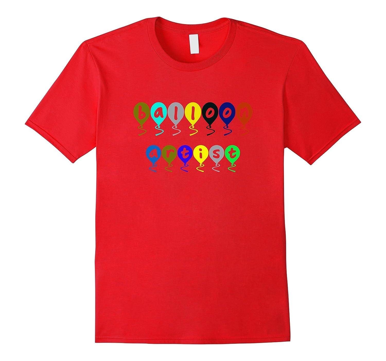 Balloon Artist T-shirt Clown Costume-FL