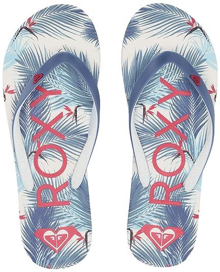 3090e0b2145 Roxy Women s Tahiti V Flip Flop
