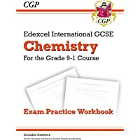 New Grade 9-1 Edexcel International GCSE Chemistry: Exam Practice Workbook (Includes Answers)