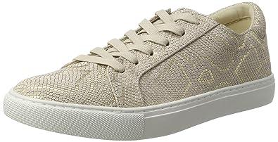 Kenneth Cole Damen Kam Sneakers, Beige (Natural 100), 41 EU