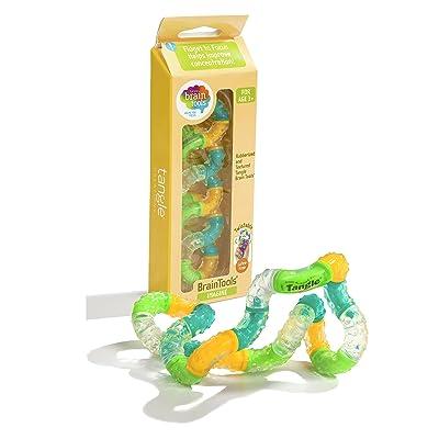 TANGLE BrainTools Imagine - Fidget to Focus (Assorted Colors): Toys & Games