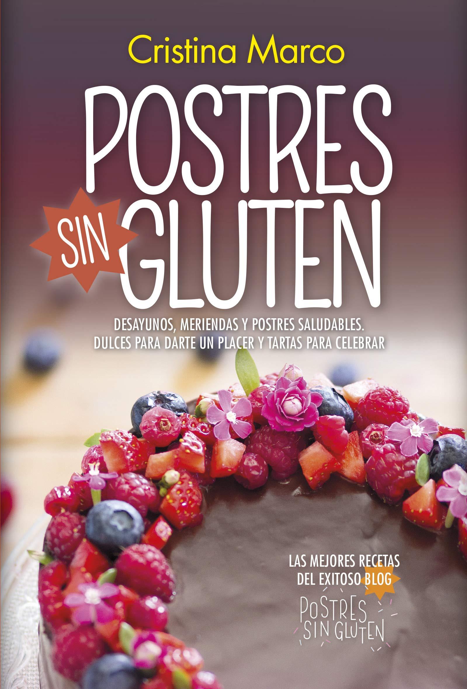 Postres Sin Gluten Spanish Edition Cristina Marco Pascual