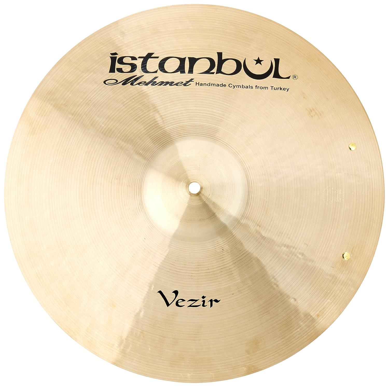 Istanbul Mehmet Cymbals Custom Series Vezir Jazz Ride Sizzle Cymbals RVJ-SZ (19
