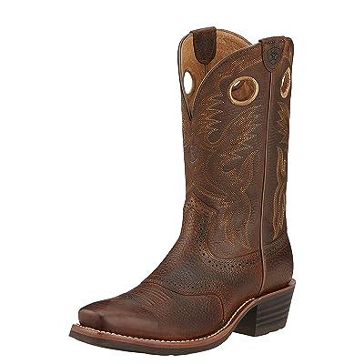 ARIAT Men's Heritage Roughstock Western Boot | Western
