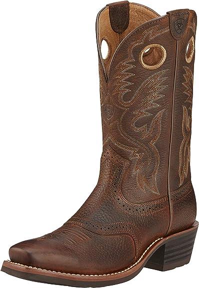 Most Comfortable Men's Cowboy Boots For Men - Ariat