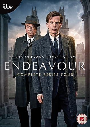 Endeavour - Season 4