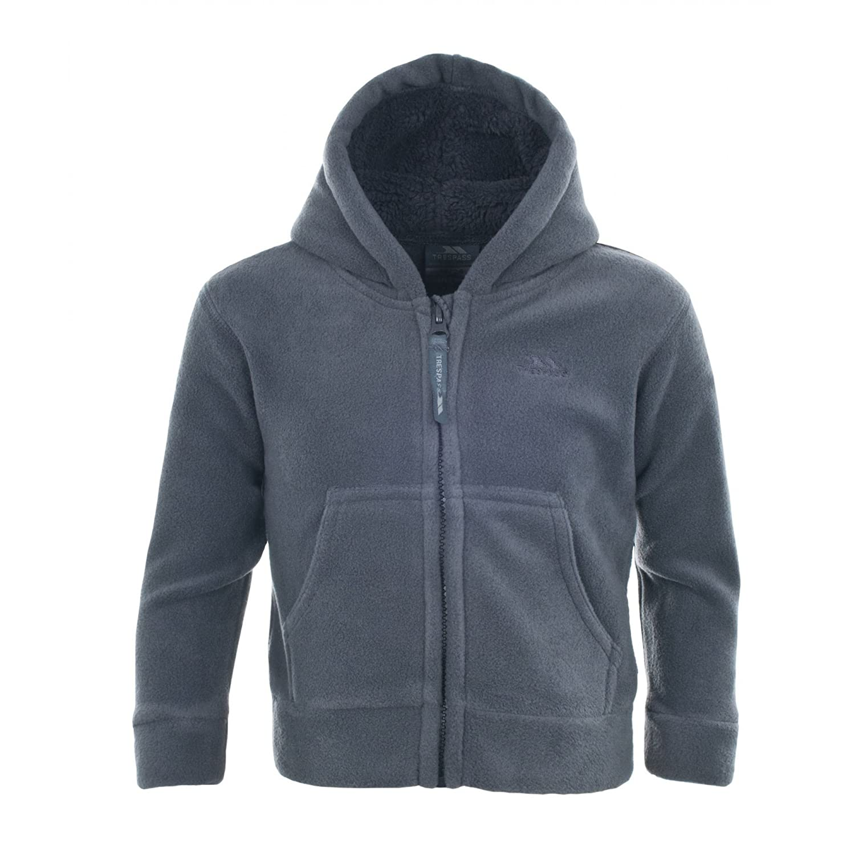 Trespass Baby Boys Alejandro Full Zip Fleece Jacket