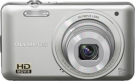 Olympus Vg 130 Digitalkamera 3 Zoll Silber Kamera