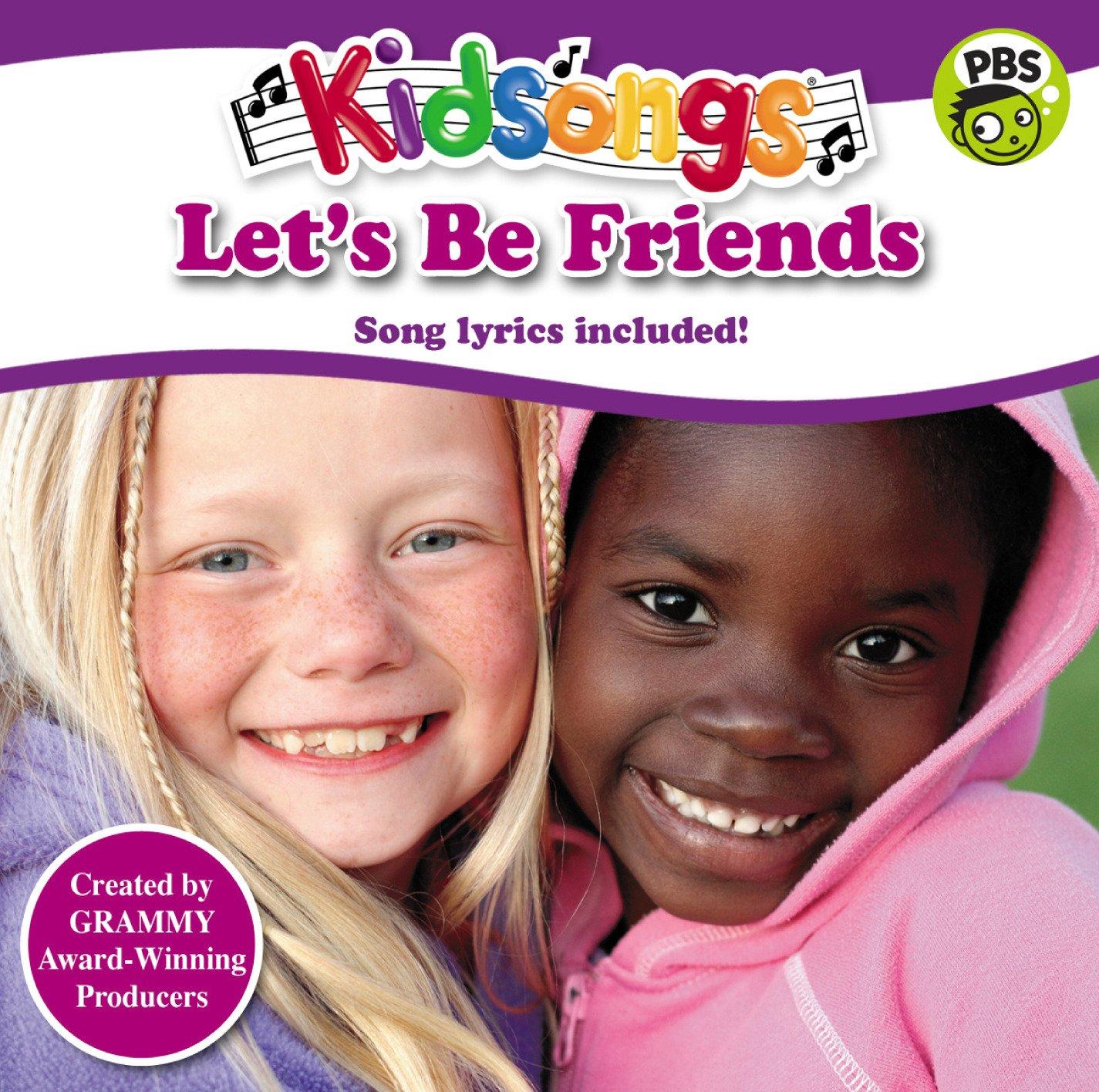 KIDSONGS My Favorite Let's Be Friends