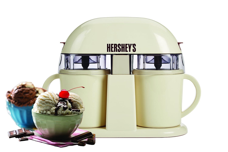 Home Ice Cream Maker Part - 34: Amazon.com: HERSHEYu0027S Soft Serve Ice Cream Machine (IC13886): Kitchen U0026  Dining
