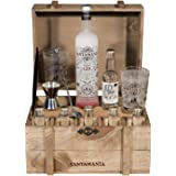 Santamanía Cofre Roble Ginebra Gin y Tonic - 6500 gr