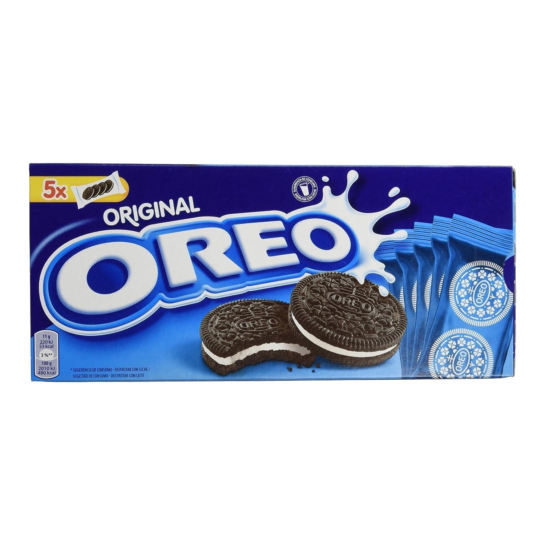 Oreo - Original - Galletas rellenas - Caja de 5 packs - 5 x 44 g - [pack de 4]: Amazon.es: Alimentación y bebidas