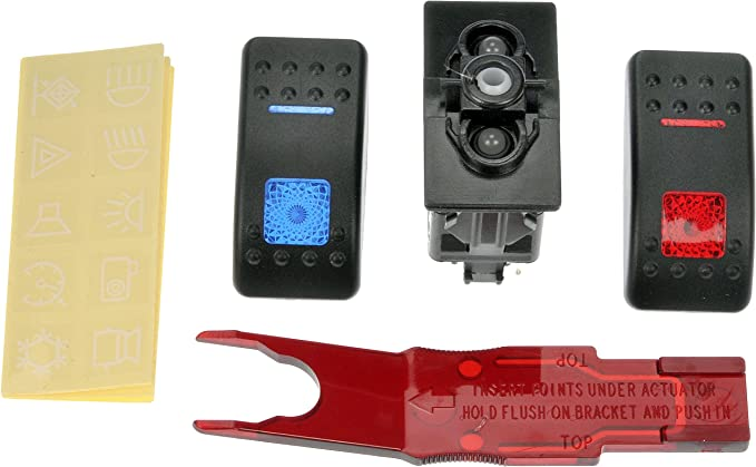 Amazon.com: Dorman 84944 Clear Glow 20 Amp On/Off Electrical Switch:  AutomotiveAmazon.com