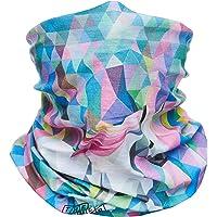 Debrief Me - UV Face Shield Neck Gaiter, Bandana Face Mask for Men and Women