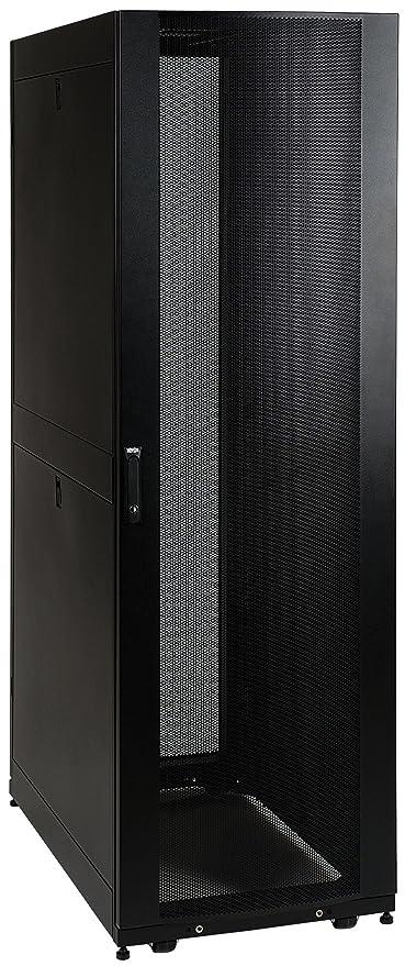 Amazon com: Tripp Lite SR48UB 48U Rack Enclosure Server Cabinet