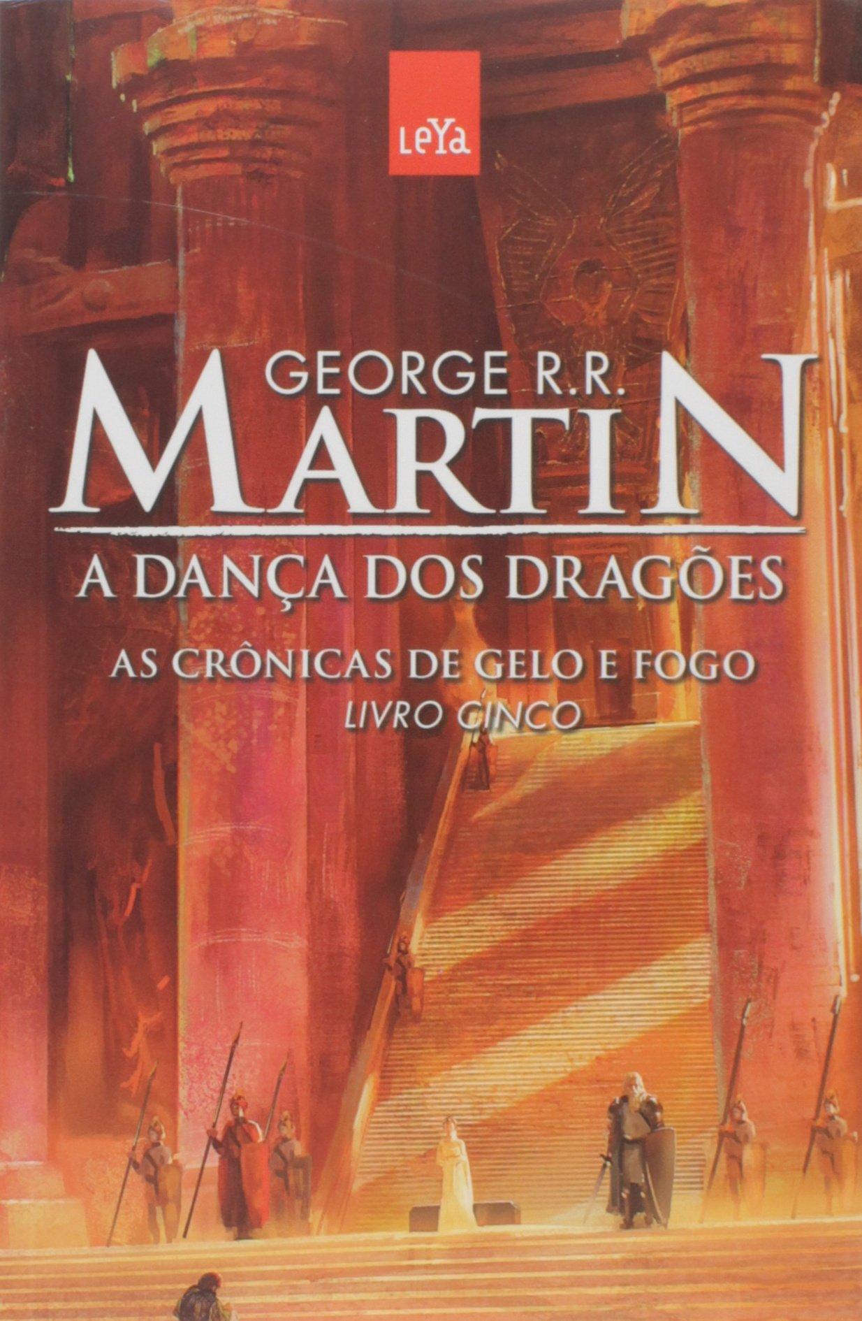 Danca Dos Dragoes , A (Em Portuguese do Brasil) ebook