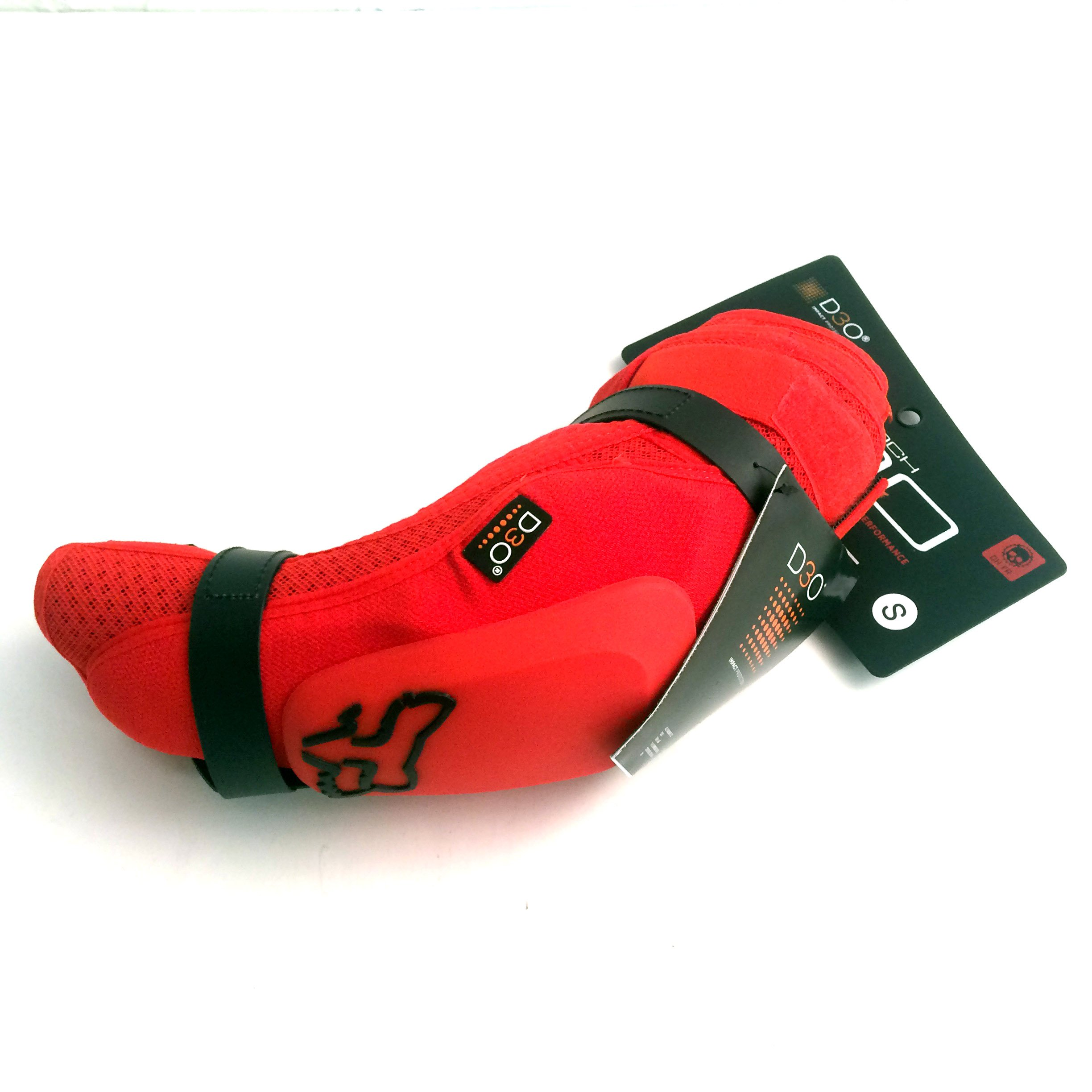 Fox Racing Launch Pro D3O Elbow Guard Red, L by Fox Racing