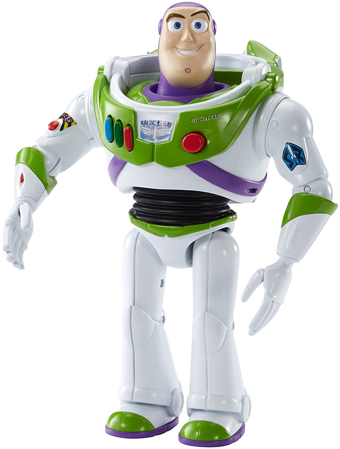 Mattel Disney/Pixar Toy Story Talking Buzz Figure DPB98