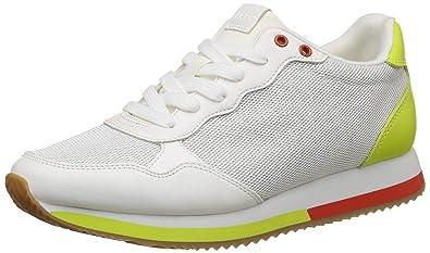 211b3e99e1b89 Amazon.com: ALDO Women's Ulerin Trainers, White (Bright White 70), 5 ...