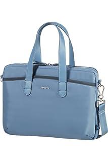07238d675b SAMSONITE Karissa - Shopping Bag M Borsa da spiaggia, 38 cm, Nero ...