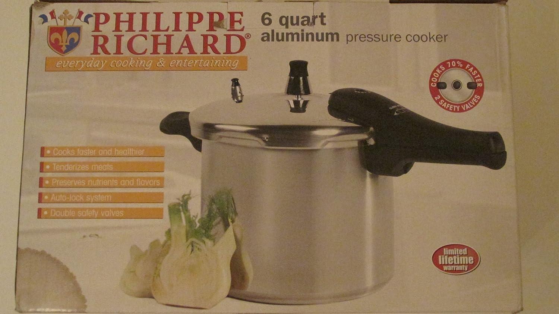 6 Quart Pressure Cooker