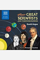More Great Scientists and Their Discoveries MP3 CD