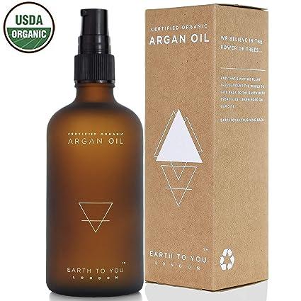 divario aiutante raschietto  Earth To You, olio di Argan del Marocco, biologico, pressato a ...