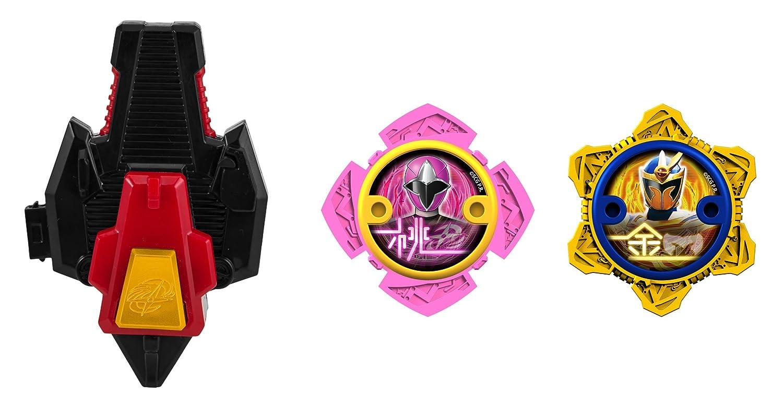 Power Rangers Super Steel Ninja Power Pack Star, Element Star: Water Mode